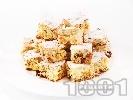 Рецепта Маслен кекс без мляко със стафиди и лимонов сок